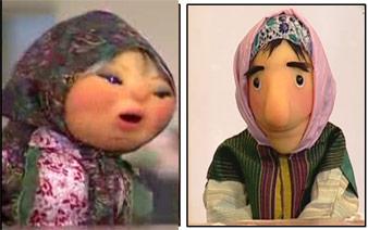 عمل زیبایی خانم فامیل دور